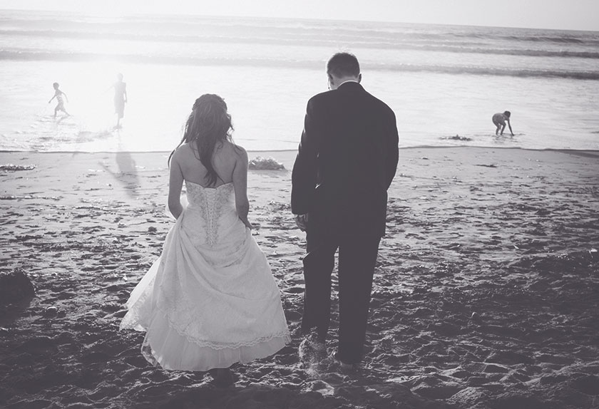6 Valuable Things I Learned in my First Year of Marriage (from the guys perspective)