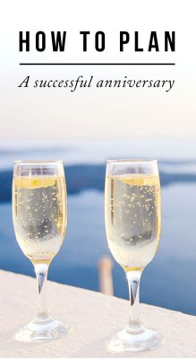 How to place a successful anniversary