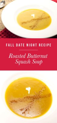 Fall roasted butternut squash recipe