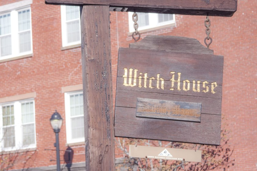 Witch House Salem Massachusetts