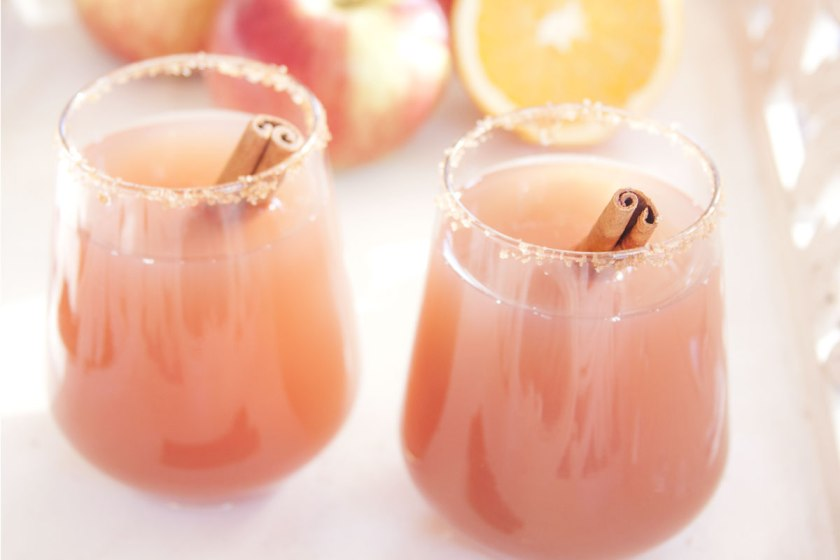 Homemade Spiced Apple Cider Recipe